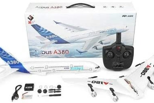 A120-AIRBUS A380 RC OUTDOORS MODEL AIRPLANE AIRCRAFT GLIDER DRONE RC AIRPLANE GL