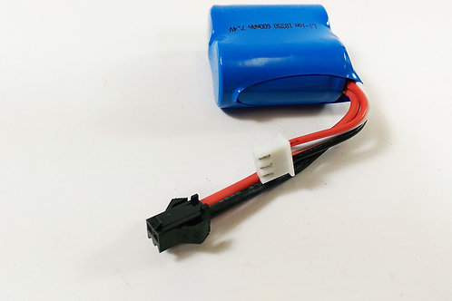 SKYTECH H100 RC Speed Boat Spare Replacement Parts Battery Li-ion 7.4V 600mAh