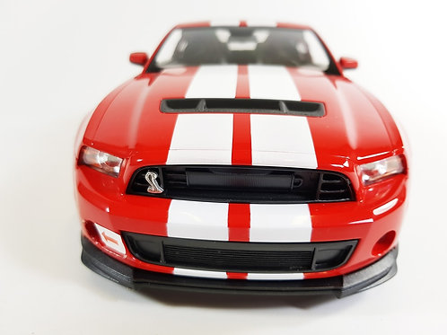 OFFICIAL LICENSED RASTAR 1:14 FORD MUSTANG SHELBY GT500 RC RADIO REMOTE CONTROL
