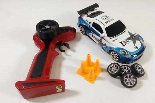 OFFICIAL LICENSED RC DRIFTING CARS – 1:24 RADIO CONTROLLED 4 WHEEL DRIVE DRIFTIN