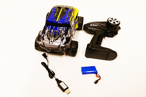 1/16 NQD 2.4G REMOTE CONTROL RC DEVIL BOY NITRO MT2 OFF ROAD MONSTER TRUCK