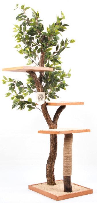 """Дерево для кошек """"Paradise"""" 4 уровня"""