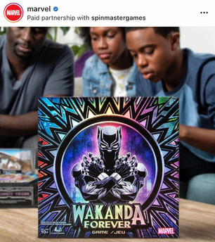 Wakanda Forever by Marvel