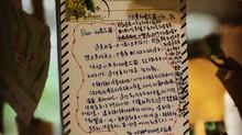 這天來到秘密花園的是一位獨自旅行的女孩,謝謝RuRu和我們分享旅途中的故事,我們也很高興成為妳這趟旅程中的一個篇章!