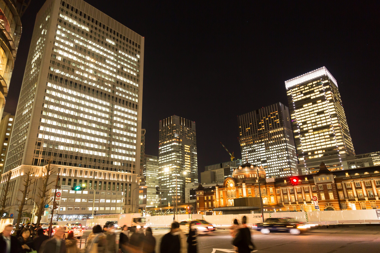 丸の内ビル群【M-17 東京駅】