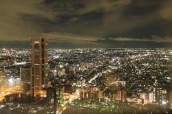 新宿の夜景【F-13 新宿三丁目駅】