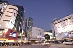 渋谷交差点【G-01 渋谷駅】