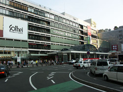 横浜駅西口【TY21 横浜駅】