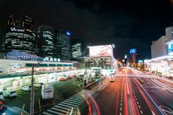 品川駅前【JY25 品川駅】