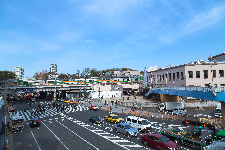 上野駅前【JY05 上野駅】