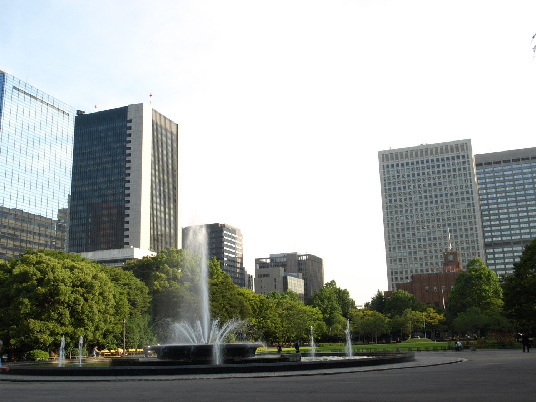 日比谷公園【I-08 日比谷駅】