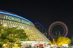 東京ドーム【M-22 後楽園駅】