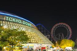 東京ドームシティ【N-11 後楽園駅】