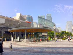 有楽町駅前【Y-18 有楽町駅】