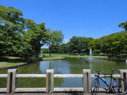 代々木公園【C-02 代々木公園駅】