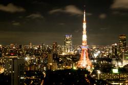 東京タワー【E-21 赤羽橋駅】