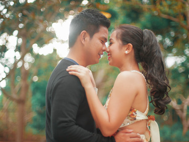 Perfect Timing | Angelo & KC's love story