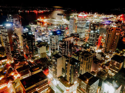 Shot at Auckland's highest tower, Sky To