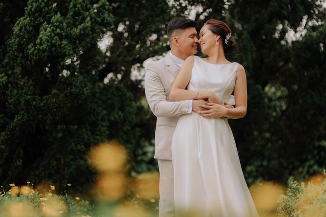 Dan and Gem | Tagaytay Wedding
