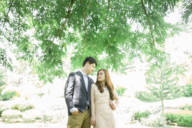 Stuck in the Middle East with You | Sherwin and Diane Prewedding
