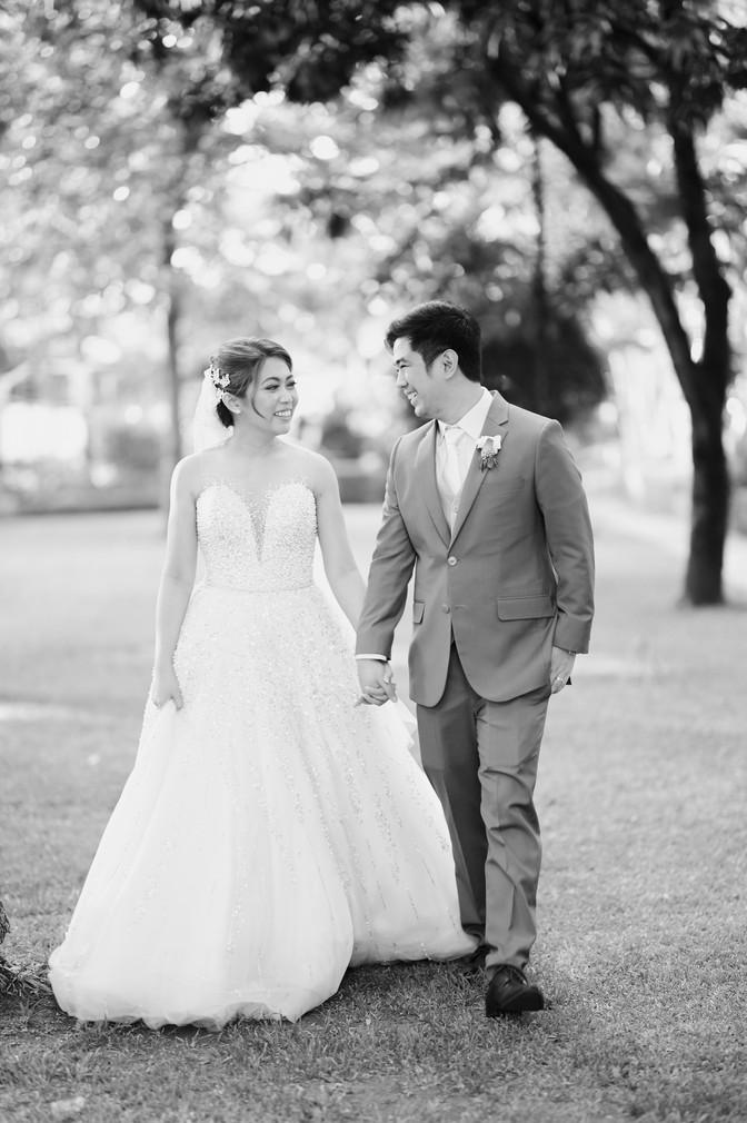 Daniel and Cristia | Manila Wedding
