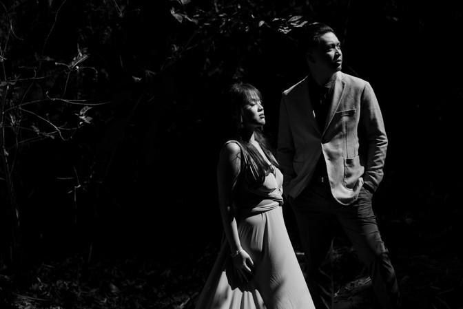 Mark and Iya | Engagement