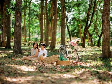 Love Knows No Boundaries | Cho & Eme Prewedding