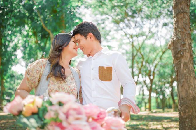 Love Knows No Boundaries | Cho and Eme Prewedding