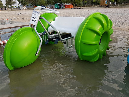 aquafunny water tricycle