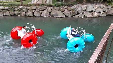 Deniz bisikleti - water bikes