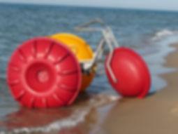 waterbike, aqua cycle, water tricycle, water sports, beach rental,