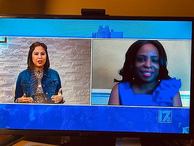 CBS 17 interview