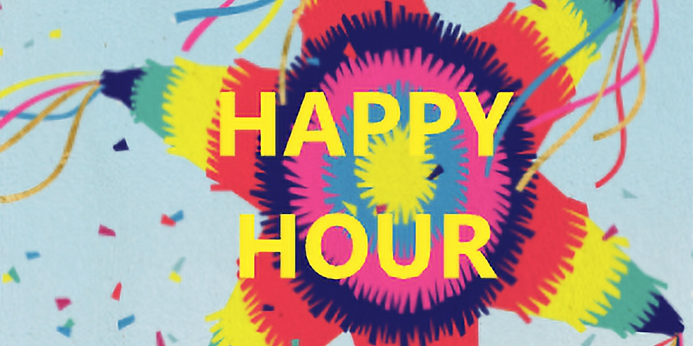 "Virtual ""Fiesta"" Happy Hour"