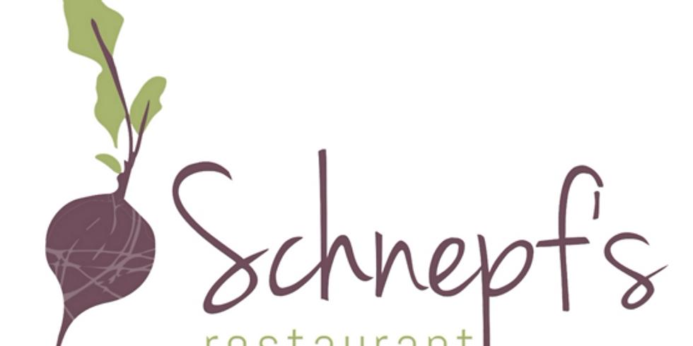 Lunch Bunch (Saturday brunch) Schnepf's Restaurant, Fossil Trace Golf Course