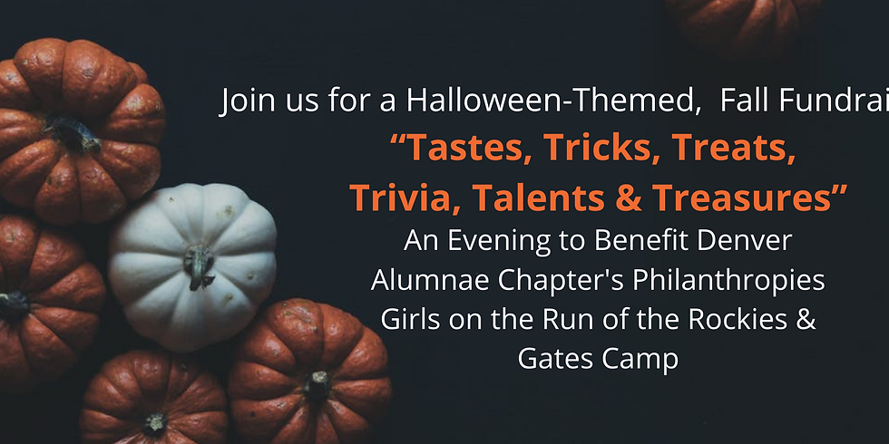 Tastes, Tricks, Treats, Trivia, Talents & Treasures