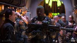 Halo Nightfall TV Series