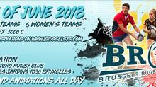 L'équipe des Switzers participera à l'édition 2018 du tournoi de Bruxelles