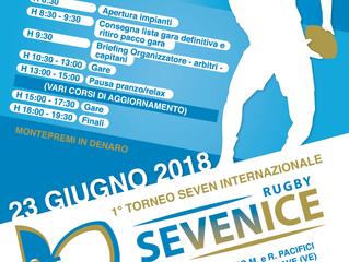 Les Switzers participeront au Venise Sevens