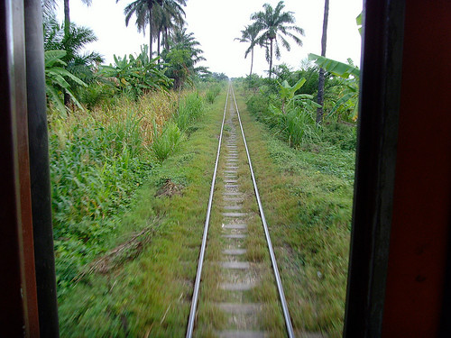 Railroading Angola