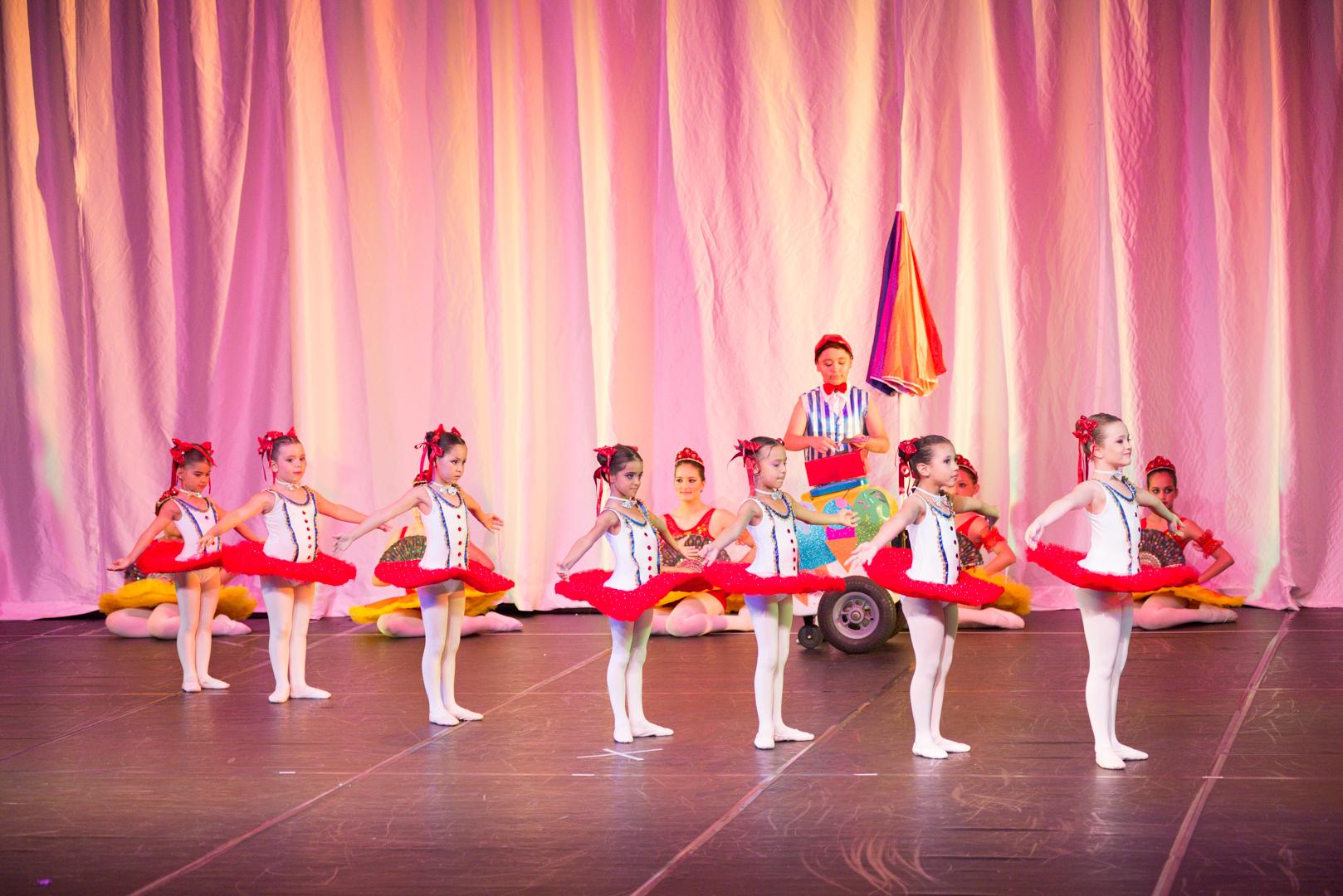 Ballet - 1º e 2º Ano