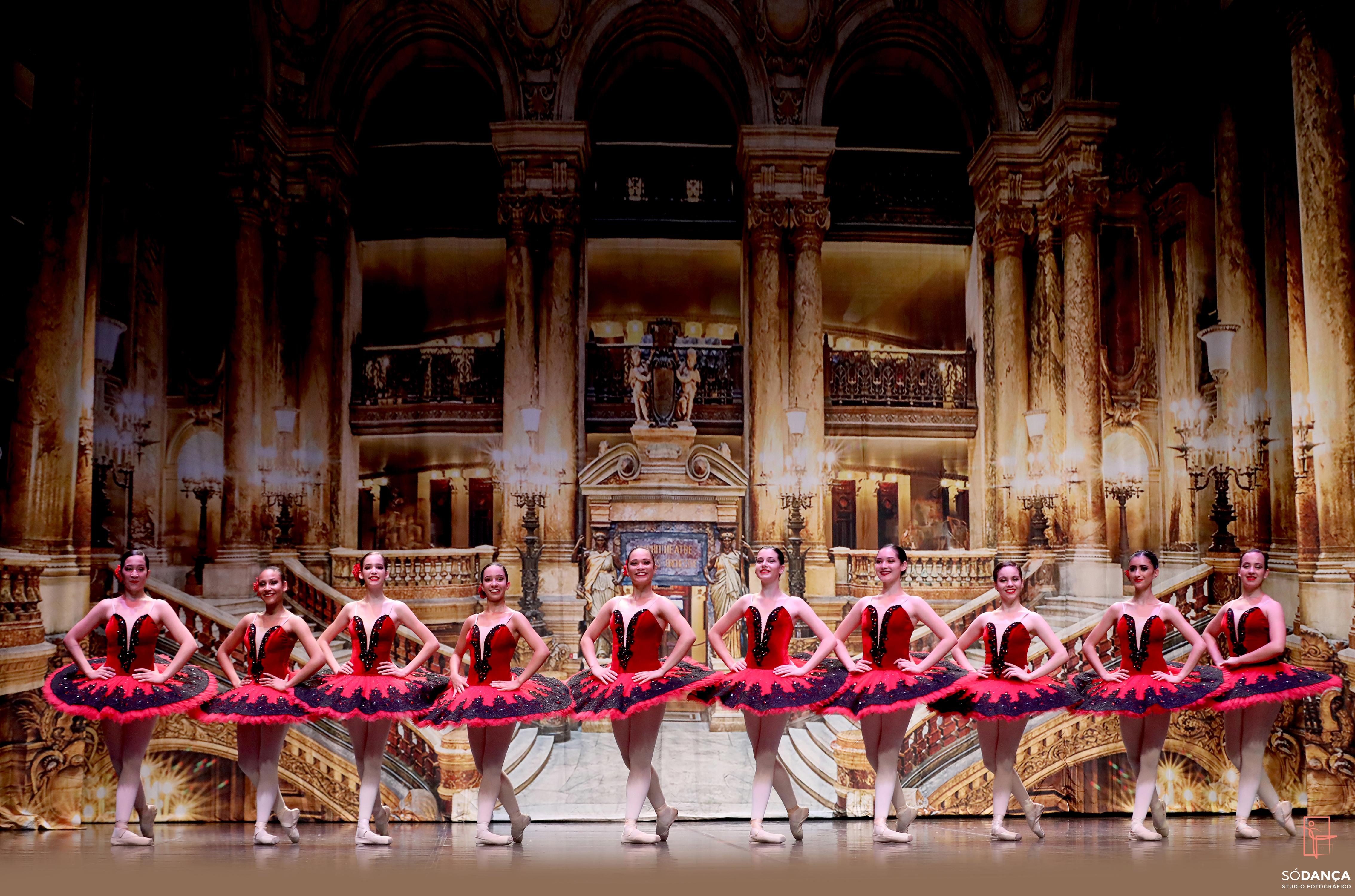 003-Ballet Karina Rezende - Paquita  Gra
