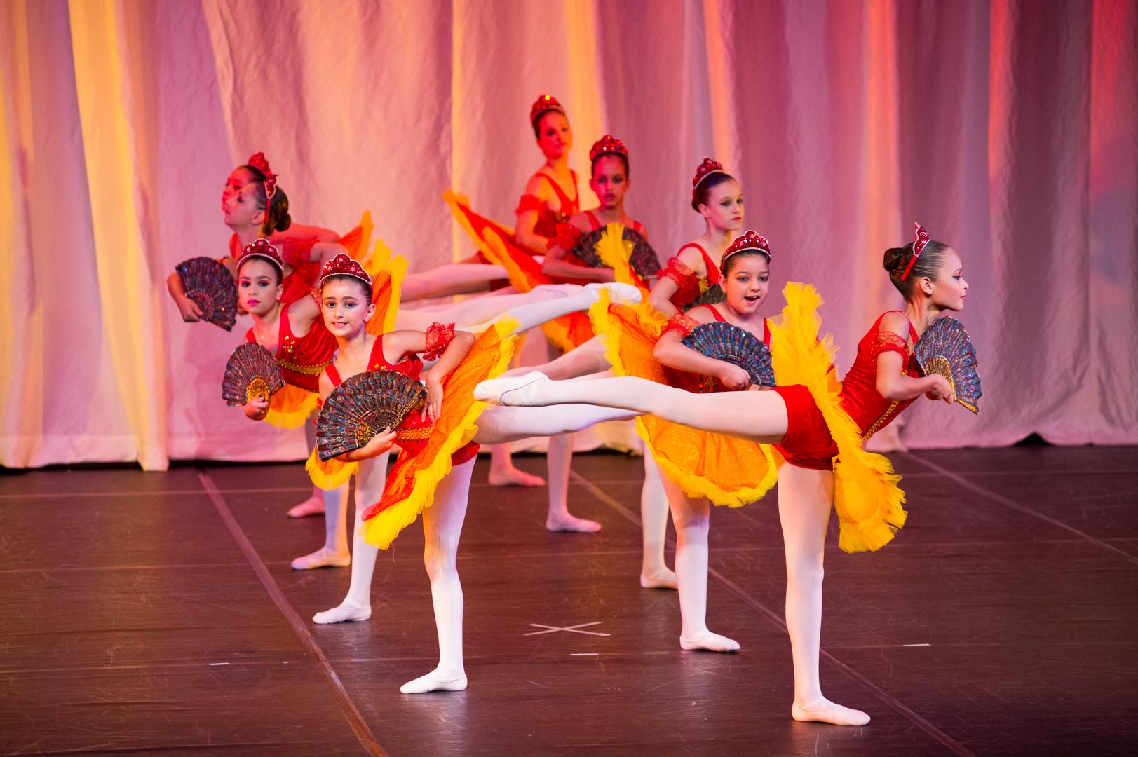 Ballet - 3º, 4º e 5º Ano