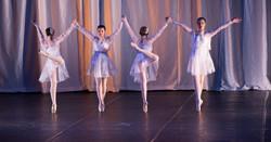 Ballet Intermediário 1, 2 e 3