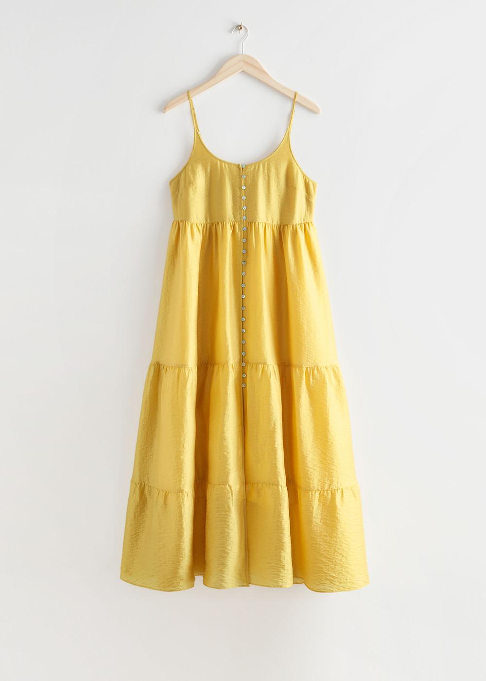 A summer staple dress