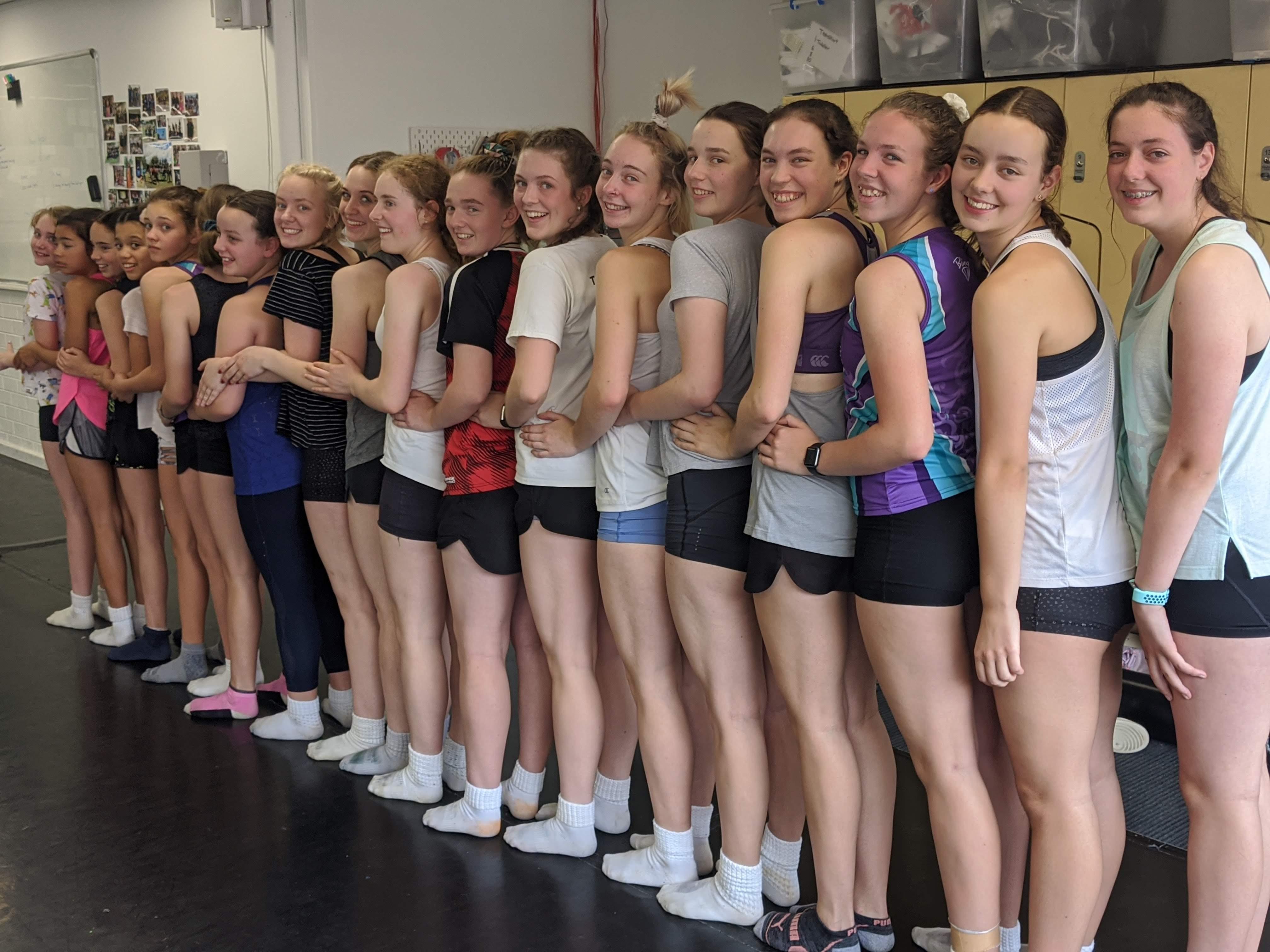 McGrath Dance Camp