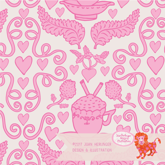 french_toile_pinks_chocolat