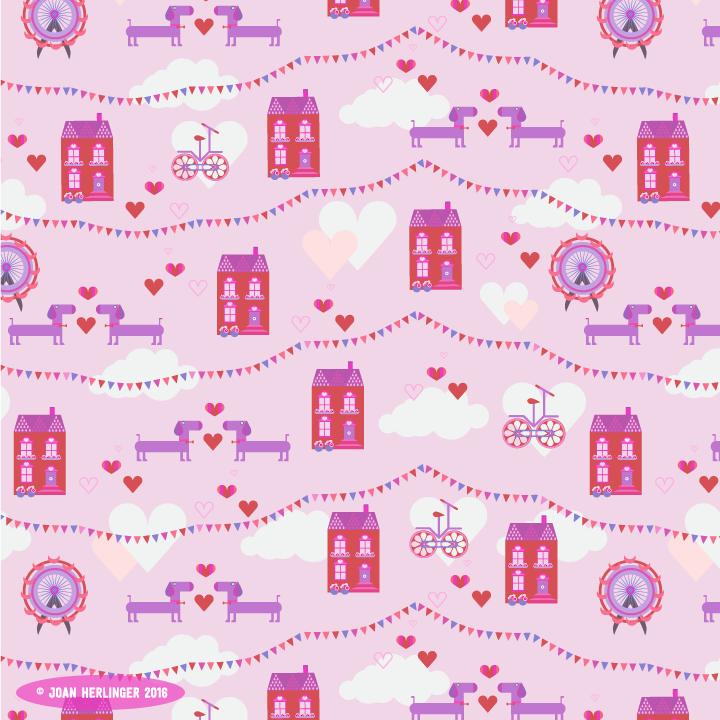 Valentine Daschunds