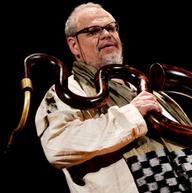 Michel Godard scène serpent