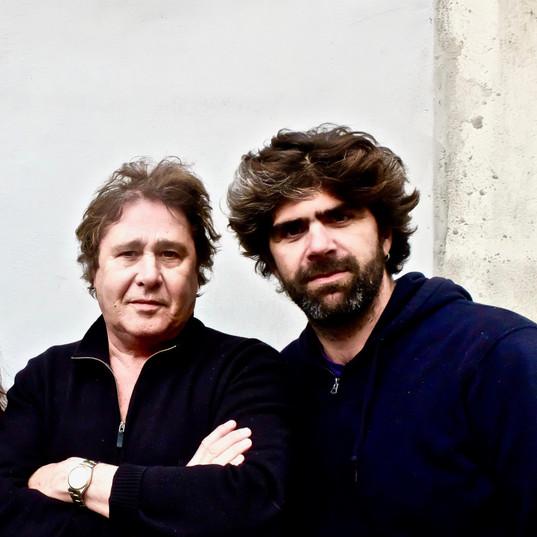 Louis Sclavis - Benjamin Moussay
