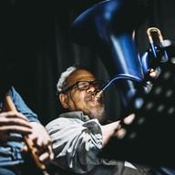 Michel Godard Tuba bleu2 _Joanna Wizmur.
